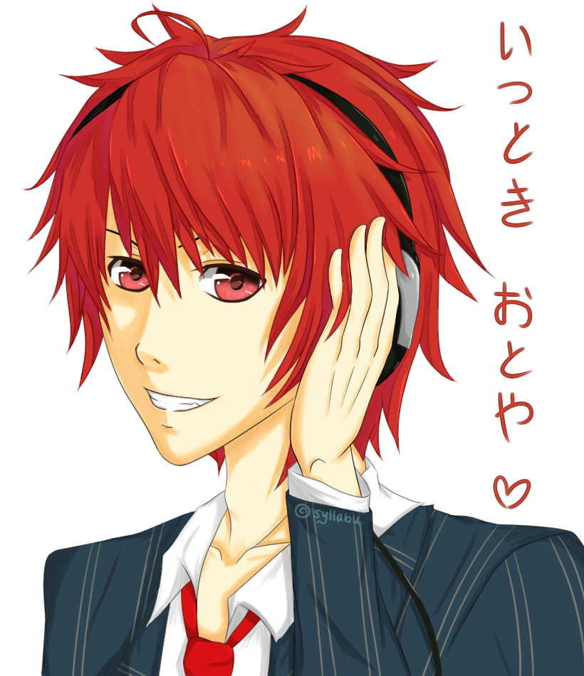 Ittoki Otoya by syllabu