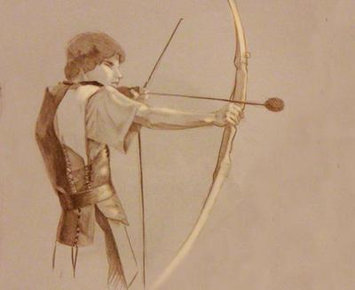 Archer by DiKra