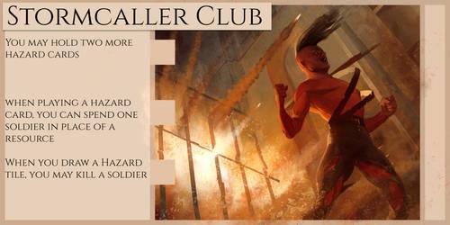 Stormcaller club