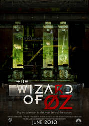 Project Brief 2- movie poster- Wizard of Oz