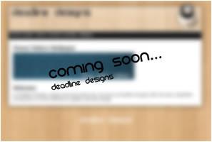 coming soon... by jordygreen