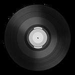 Vinyl Disc Icon Updated