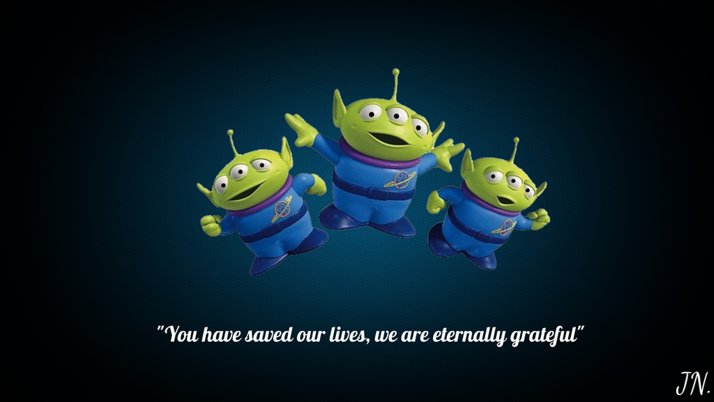 Toy Story Aliens Wallpaper By JackNyeTV