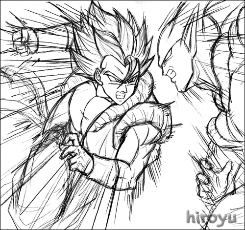 Gogeta vs Janemba by hiroyu732 on DeviantArt