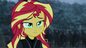 Equestria Girls - Game Of Trones - Sunset Shimmer