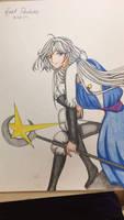 OC Sailor Scout: Sailor Cosmic