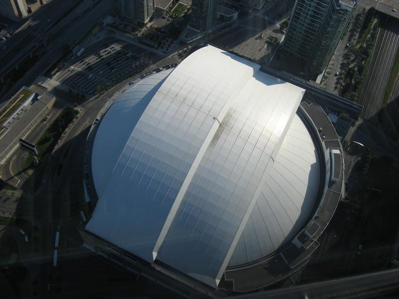 rogers centre 39 sky dome 39 by zavaboy on deviantart. Black Bedroom Furniture Sets. Home Design Ideas