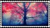 Beautiful Tree (Stamp) by TheSiberianHusky