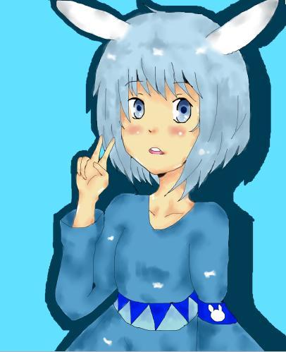 I like bunnies by IIHelloPandaII