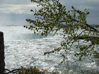 Niagara falls by KarenTheDrawer