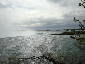 Niagara falls 2 by KarenTheDrawer