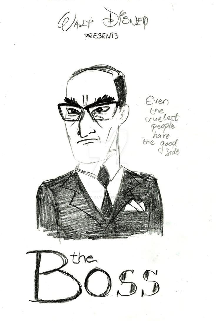 The Boss by salemcattish