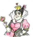 Lady of Hearts by salemcattish