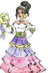 Esmeralda by salemcattish