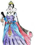 Grimhilde by salemcattish