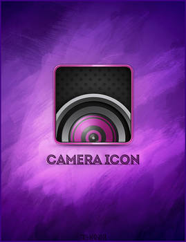 Camera icon for iphone