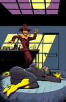 Beware Batgirl by co4