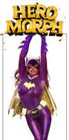 Batgirl by co4