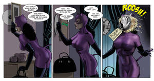 Catwoman's April Fools by co4