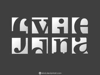 Typography by kinol