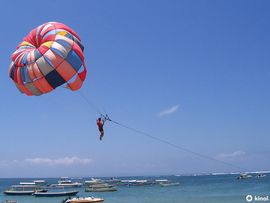 Parasailing by ...