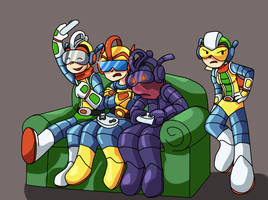 Gaming Session by PB-Patches