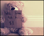 Will Hug For A Dollar