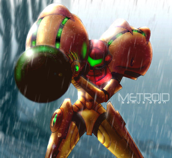 Samus by AND-3