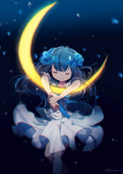 Moonlight girl