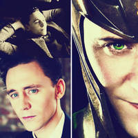Tom Hiddleston by mujigae45