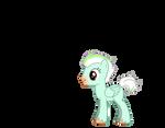 Windsong pony OC colt