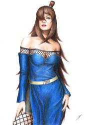 Mei Terumi by Abremson