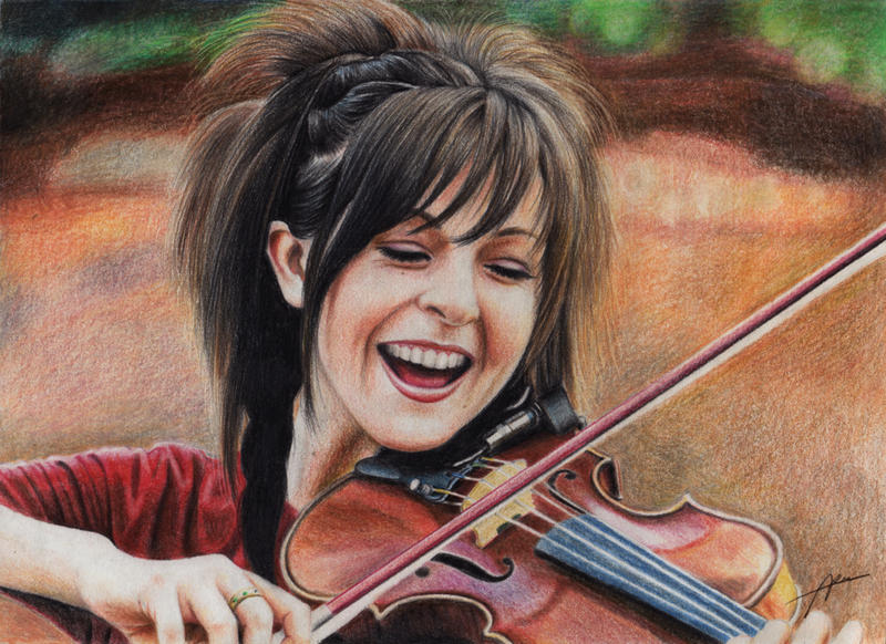 Lindsey Stirling by Abrem008