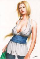 Lady Tsunade by Abremson