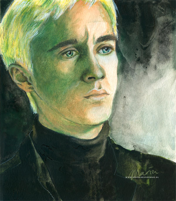 Draco by MariaBruggeman