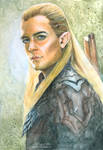 The Hobbit: Legolas
