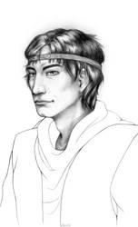 Aulus Scaevola by chinahaeschen