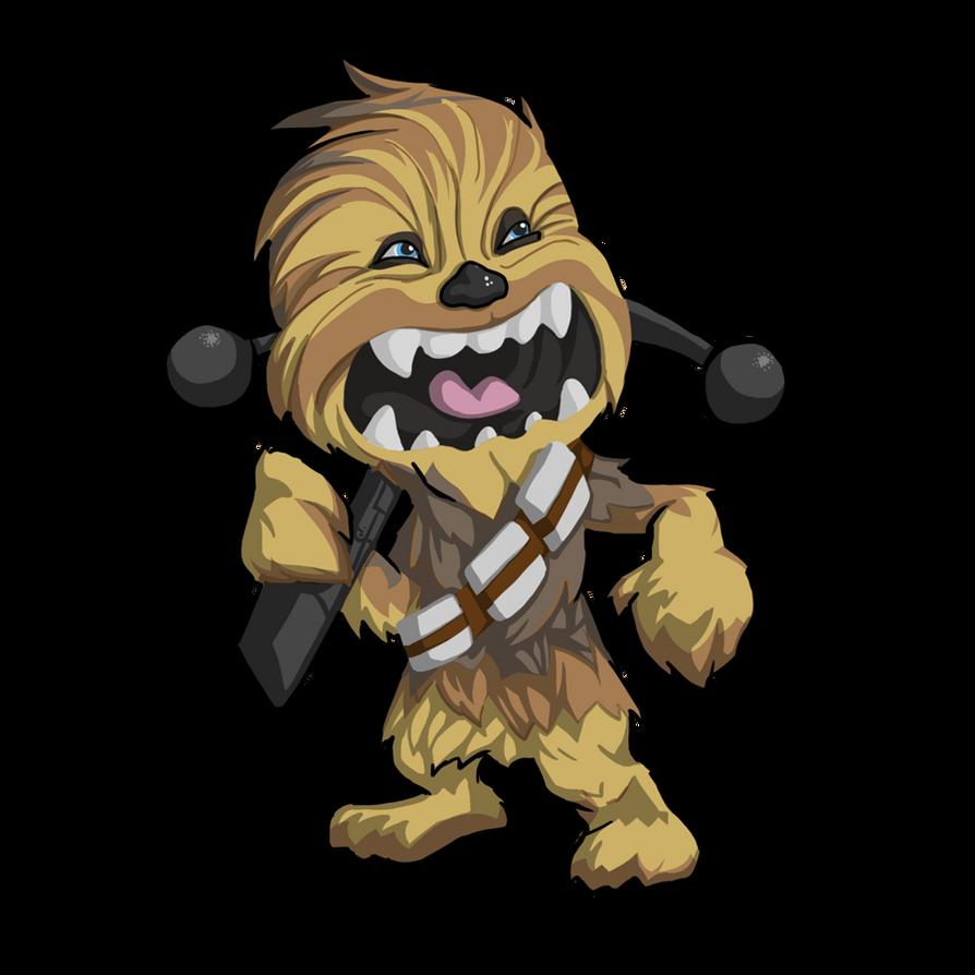 Just A Little Chewie... By DouggieDoo On DeviantArt
