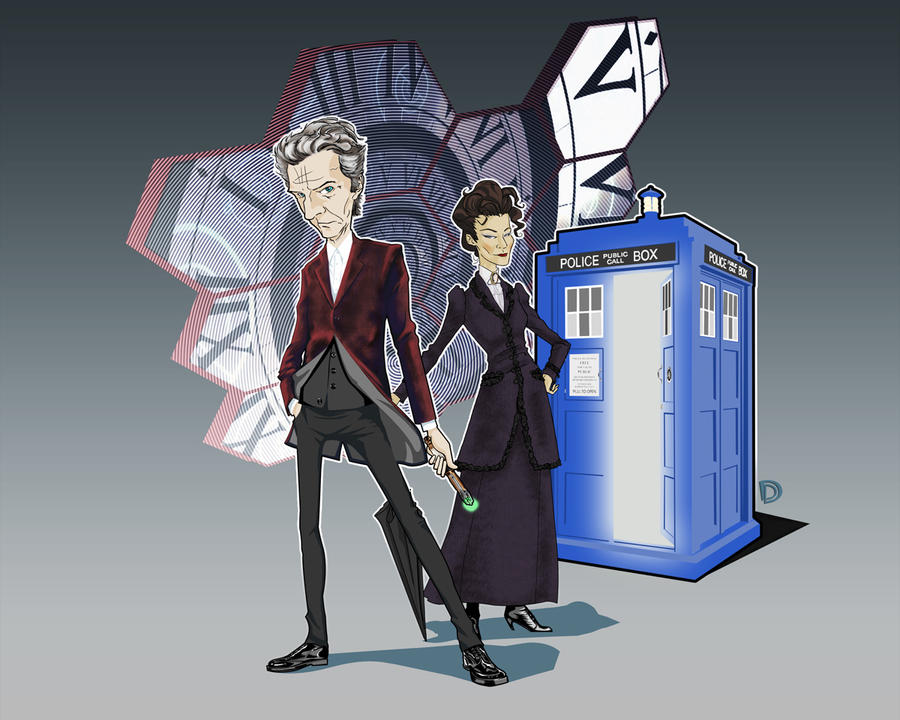 http://douggiedoo.deviantart.com/art/Doctor-Who-Looking-forward-to-Series-9-556616777