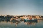 Torshavn harbour analoge by kt-fotografie