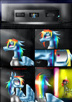 || The Rainbow Factory || - [ Page 1] by NIGHTMARE254