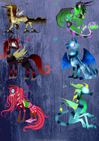 .:Adopts:. - [ Opened ] by NIGHTMARE254