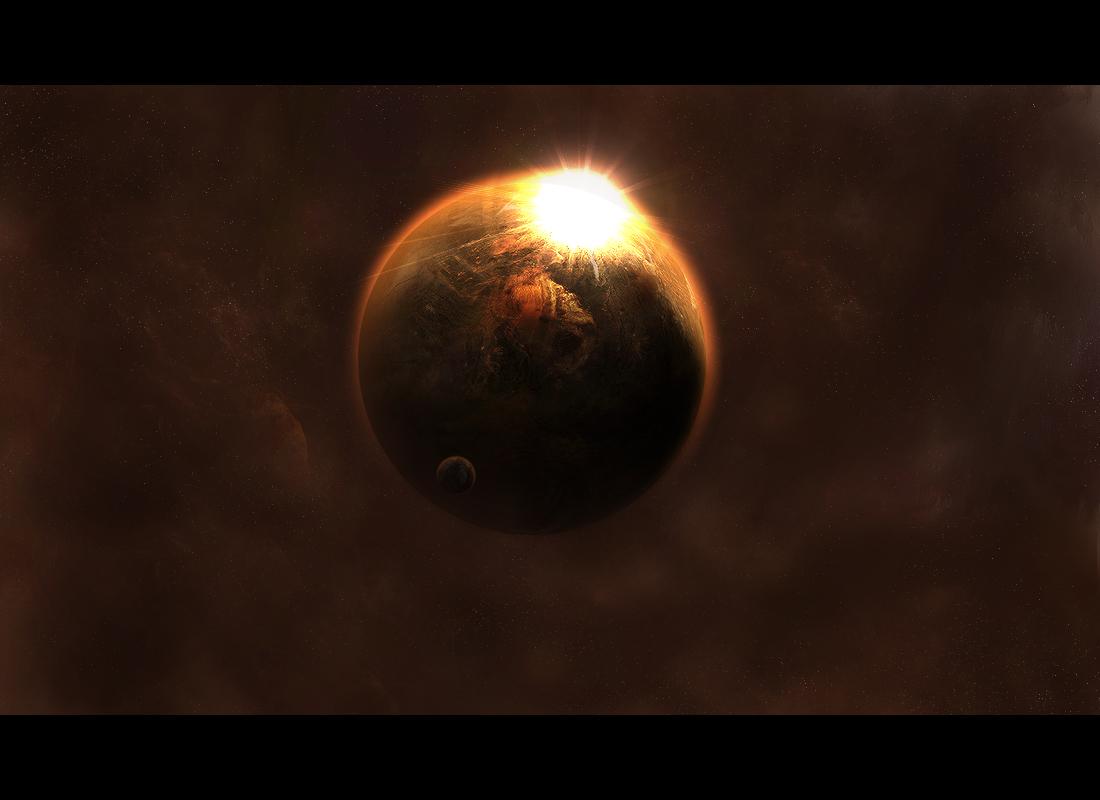 Apocalypse by DaemonGFXvoid