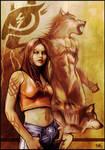 Rachel Snow of the Storm Lords - Iminir