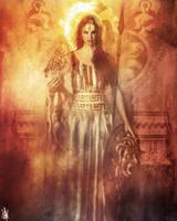 Athena by Volkniv