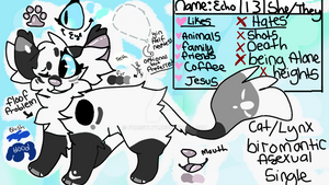 Echo Reference sheet (Redone 2018) secondary