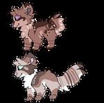 Feline Adoptables (1/2 OPEN)