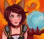 Foxfire Ahri~