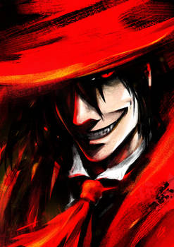 Hellsing Alucard - What a Perfect Night
