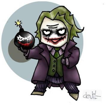 Joker DK by Mother-nono